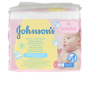 Wet wipes BABY TOALLITAS HUMEDAS SENSITIVE SET Johnson's