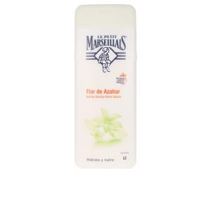 Shower gel FLOR DE AZAHAR gel de ducha extra suave Le Petit Marseillais