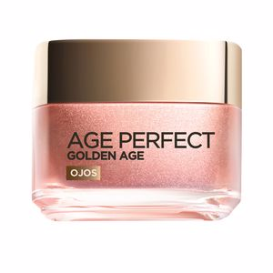 Dark circles, eye bags & under eyes cream AGE PERFECT GOLDEN AGE crema rosa iluminadora ojos L'Oréal París