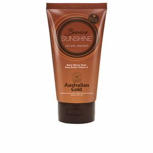 Body SUNSHINE BRONZE natural bronzer professional lotion Australian Gold