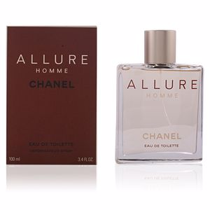 ALLURE HOMME eau de toilette spray 100 ml