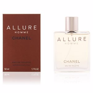 ALLURE HOMME eau de toilette spray 50 ml