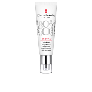 Face moisturizer EIGHT HOUR daily defense moisture SPF35 Elizabeth Arden