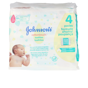 Bath Gift Sets BABY TOALLITAS HUMEDAS SET Johnson's