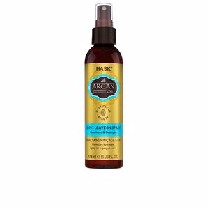 Hair repair conditioner ARGAN OIL repairing 5 in 1 leave-in conditioner Hask