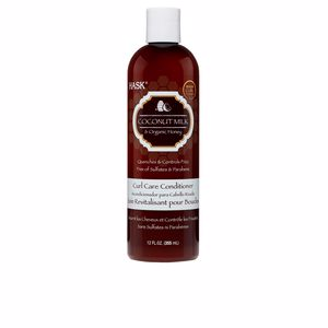 Acondicionador antiencrespamiento COCONUT MILK & HONEY curl care conditioner Hask