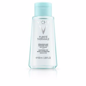 Make-up remover PURETÉ THERMALE démaquillant apaisant yeux sensibles Vichy Laboratoires