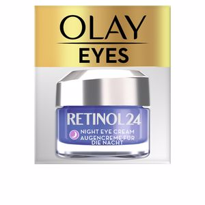 Eye contour cream - Dark circles, eye bags & under eyes cream REGENERIST RETINOL24 crema contorno ojos noche Olay