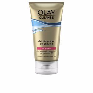 Limpiador facial CLEANSE gel limpiador espuma PN Olay