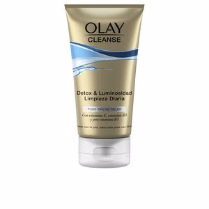 Limpiador facial CLEANSE detox & luminosidad diaria Olay
