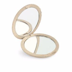 Espelho do banheiro ESPEJO bolso natural fiber doble plegable x4 Beter