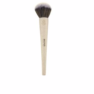 Make-up Pinsel BROCHA MAQUILLAJE polvo natural fiber Beter