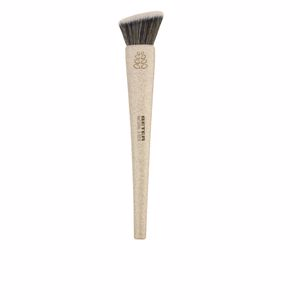 Makeup brushes BROCHA MAQUILLAJE flat top kabuki natural fiber Beter