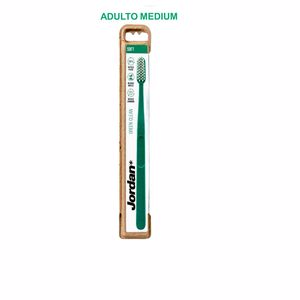 Cepillo de dientes JORDAN GREEN CLEAN cepillo dental #medio Jordan