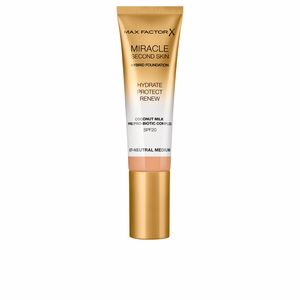 MIRACLE TOUCH second skin found.SPF20 #7-neutral medium 30 m