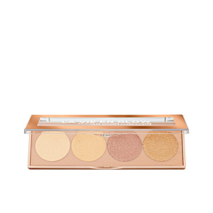 Iluminador LA VIE EN GLOW highlighting powder palette L'Oréal París