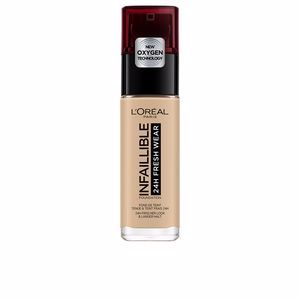 INFAILLIBLE 24h fresh wear foundation #125-naturel rose