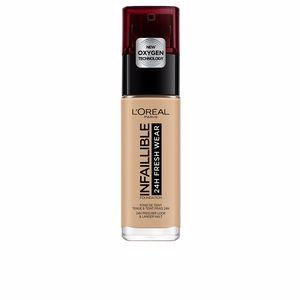 INFAILLIBLE 24h fresh wear foundation #200-sable doré
