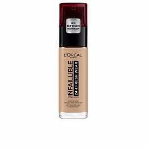 INFAILLIBLE 24h fresh wear foundation #220-sable