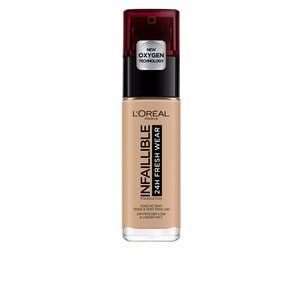 Foundation Make-up INFAILLIBLE 24h fresh wear foundation L'Oréal París