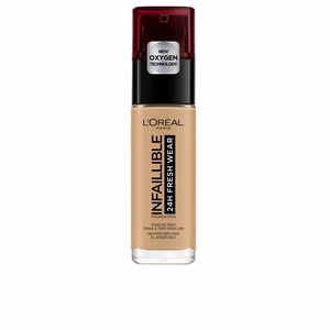INFAILLIBLE 24h fresh wear foundation #250-sable éclat
