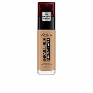 INFAILLIBLE 24h fresh wear foundation #290-ambre doré