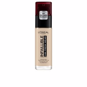 Base maquiagem INFAILLIBLE 24h fresh wear foundation L'Oréal París
