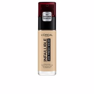 INFAILLIBLE 24h fresh wear foundation #100-linen