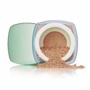 Loose powder TRUE MATCH MINERALS skin-improving foundation L'Oréal París
