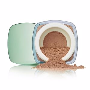Loose powder TRUE MATCH MINERALS skin-improving foundation