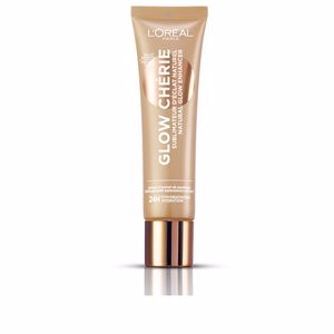 Highlighter makeup GLOW CHÉRIE natural glow enhancer L'Oréal París