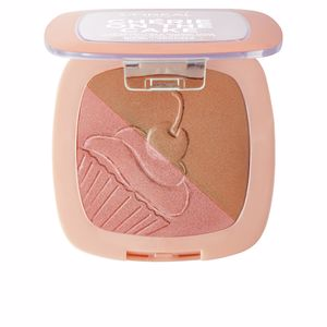 Blusher - Bronzing powder CHÉRIE ON THE CAKE cheek blush + bronzer L'Oréal París