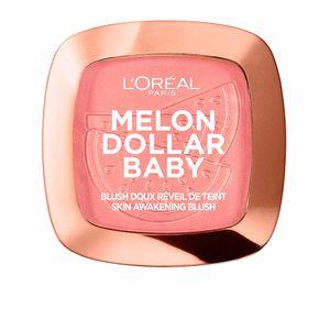 Colorete MELON DOLLAR BABY skin awakening blush L'Oréal París