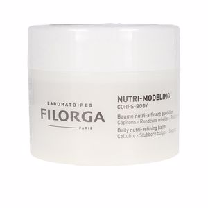 Slimming cream & treatments - Body moisturiser NUTRI-MODELING daily nutri-refining balm Laboratoires Filorga