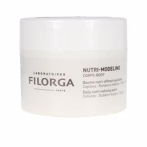 Schlankheitscreme & Behandlungen - Körperfeuchtigkeitscreme NUTRI-MODELING daily nutri-refining balm Laboratoires Filorga