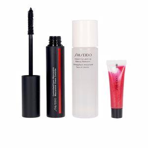 Set de maquillaje CONTROLLEDCHAOS MASCARAINK LOTE Shiseido