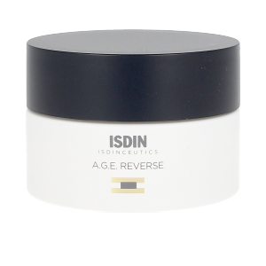 Skin tightening & firming cream  - Anti aging cream & anti wrinkle treatment ISDINCEUTICS A.G.E REVERSE facial remodeling treatment Isdin