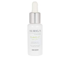 Skin tightening & firming cream  - Anti blemish treatment cream - Face moisturizer FLAVO-C serum Isdin