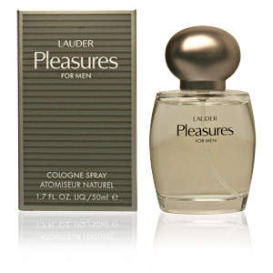 PLEASURES FOR MEN cologne spray 50 ml