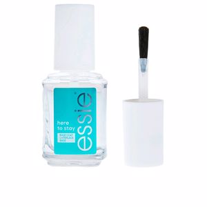 Nail polish HERE TO STAY base coat longwear Essie