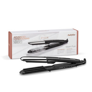 Hair straightener ALISADOR ST495E pure metal bruma ultrasónica