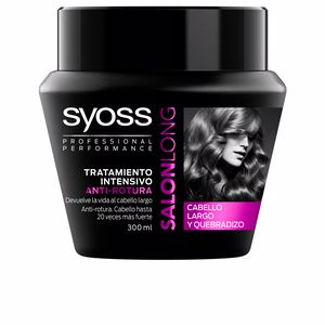 Hair mask for damaged hair SALONLONG anti-rotura mascarilla Syoss