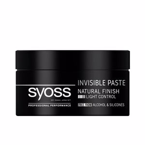 Hair styling product PASTE invisible Syoss