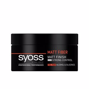 Hair styling product PASTE matt fiber Syoss