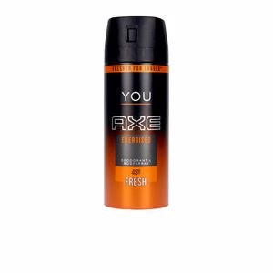 Déodorant YOU ENERGISED deodorant spray Axe