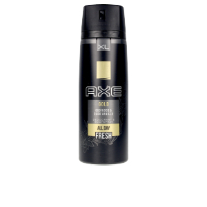 Deodorant GOLD DARK VAINILLA XXL deo spray Axe