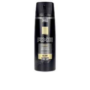 Desodorante GOLD DARK VAINILLA XXL deo vaporizador Axe
