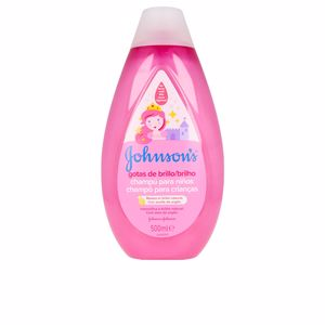 Haircare for kids - Shampoo for shiny hair BABY champú gotas de brillo Johnson's