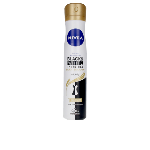 Deodorant BLACK & WHITE INVISIBLE SILKY deo spray Nivea