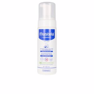 Moisturizing shampoo - Haircare for kids BÉBÉ foam shampoo for newborn normal skin Mustela
